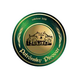 Logo Patrónsky pivovar - reštaurácia