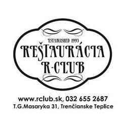 Logo R Club reštaurácia