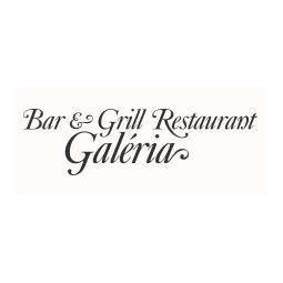 Logo Reštaurácia Galéria - Bar & Grill Restaurant