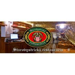 Logo Starobystrická reštaurácia